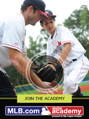 Logo for MLB Digital Academy